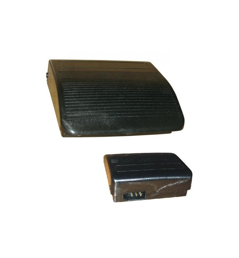 3 conexiones Pedal para M/áquina de Coser Sigma 2000 La Canilla /®